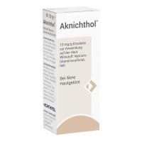 AKNICHTHOL, 30 G, Ichthyol-Gesellschaft Cordes Hermani & Co. (Gmbh & Co.) KG