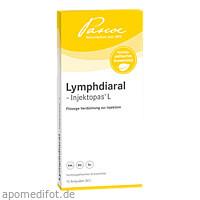 Lymphdiaral-Injektopas L, 10 ST, Pascoe pharmazeutische Präparate GmbH