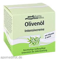 Olivenöl Intensivcreme, 50 ML, Dr. Theiss Naturwaren GmbH