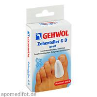 GEHWOL Zehenteiler G gross, 3 ST, Eduard Gerlach GmbH
