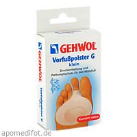 GEHWOL Polymer-Gel Vorfußpolster G, 2 ST, Eduard Gerlach GmbH