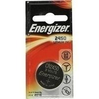 Energizer Lithium CR2450 Batterie, 1 ST, Wellneuss GmbH & Co. KG