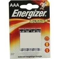 ENERGIZER Micro Batterie, 4 ST, Wellneuss GmbH & Co. KG