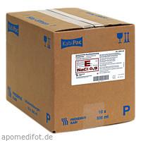 KOCHSALZ 0.9% ISOTON PL, 10X500 ML, Fresenius Kabi Deutschland GmbH