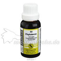 PHYTOLACCA KOMPL NESTM 50, 20 ML, Nestmann Pharma GmbH