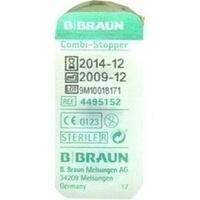 Combi-Stopper-Verschlußkonen blau, 1 ST, B. Braun Melsungen AG