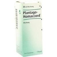 PLANTAGO HOMACCORD, 30 ML, Biologische Heilmittel Heel GmbH
