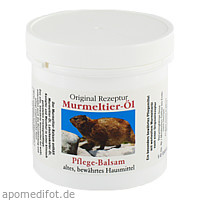 Murmeltier ÖL PFLEGE BALSAM, 250 ML, Weko-Pharma GmbH