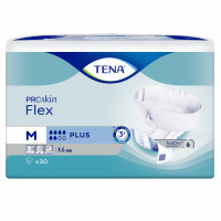 TENA flex Plus Medium blau, 30 ST, Essity Germany GmbH