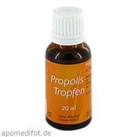 Propolis Tropfen 20ml ohne Alkohol, 20 ML, Allcura Naturheilmittel GmbH