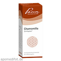 CHAMOMILLA Similiaplex (Mischung), 50 ML, Pascoe pharmazeutische Präparate GmbH