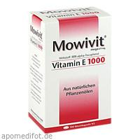 Mowivit Vitamin E 1000, 100 ST, Rodisma-Med Pharma GmbH