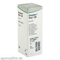 Combur 2-Test LN, 50 ST, Roche Diagnostics Deutschland GmbH