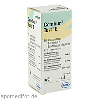 Combur 3-Test E, 50 ST, Roche Diagnostics Deutschland GmbH