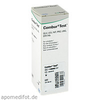 Combur 6-Test, 50 ST, Roche Diagnostics Deutschland GmbH
