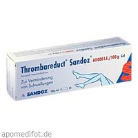 Thrombareduct Sandoz 60 000 I.E. Gel, 100 G, HEXAL AG