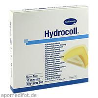 Hydrocoll Hydrokolloidverband 5x5cm, 10 ST, Bios Medical Services GmbH