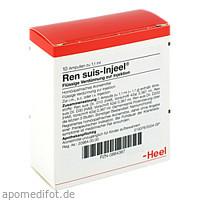 REN SUIS INJ ORG, 10 ST, Biologische Heilmittel Heel GmbH