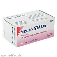 Neuro STADA 100mg/100mg Filmtabletten, 100 ST, STADA Consumer Health Deutschland GmbH