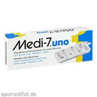 Medi 7 uno, 1 ST, Hans-H.Hasbargen GmbH & Co. KG