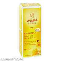 WELEDA Calendula Wind-und Wetterbalsam, 30 ML, Weleda AG