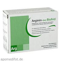 Arginin-diet Biofrid, 100 ST, Biofrid GmbH & Co. KG