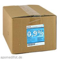 Isotonische NaCl 0.9% DELTAMEDICA Plastikinf., 10X100 ML, DELTAMEDICA GmbH