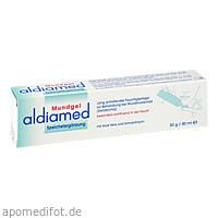 aldiamed Mundgel zur Speichelergänzung, 50 G, Certmedica International GmbH