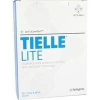 TIELLE Lite steril 7x9cm, 10 ST, Kci Medizinprodukte GmbH