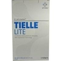 TIELLE Lite steril 8x15cm, 10 ST, Kci Medizinprodukte GmbH