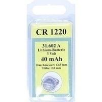 Batterie Lithium 3V CR 1220, 1 ST, Vielstedter Elektronik