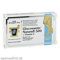Glucosamin Naturell 500mg Pharma Nord, 60 ST, Pharma Nord Vertriebs GmbH