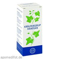 Kräutersirup Hanosan, 125 ML, Hanosan GmbH