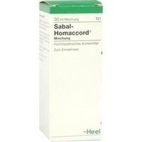 SABAL HOMACCORD, 30 ML, Biologische Heilmittel Heel GmbH
