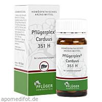 Pflügerplex Carduus 351 H, 100 ST, Homöopathisches Laboratorium Alexander Pflüger GmbH & Co. KG