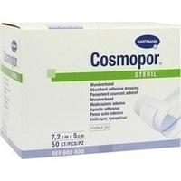 Cosmopor steril 7.2x5cm, 50 ST, Bios Medical Services GmbH