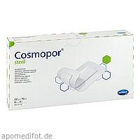 Cosmopor steril 20x10cm, 25 ST, Bios Medical Services GmbH