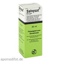 SALVYSAT Bürger Flüssigkeit, 30 ML, Johannes Bürger Ysatfabrik GmbH