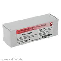 Aconitum D12, 10 G, Dr.Reckeweg & Co. GmbH