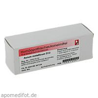 Aurum metallicum D12, 10 G, Dr.Reckeweg & Co. GmbH