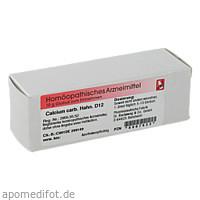 Calcium carbonicum Hahnemanni D12, 10 G, Dr.Reckeweg & Co. GmbH