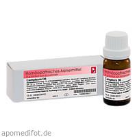 Camphora D6, 10 G, Dr.Reckeweg & Co. GmbH