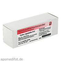 Carbo vegetabilis D12, 10 G, Dr.Reckeweg & Co. GmbH