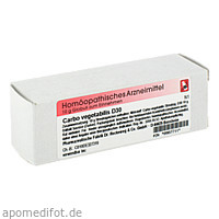 Carbo vegetabilis D30, 10 G, Dr.Reckeweg & Co. GmbH