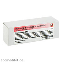 Chamomilla D12, 10 G, Dr.Reckeweg & Co. GmbH