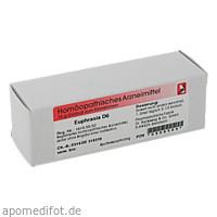 Euphrasia D6, 10 G, Dr.Reckeweg & Co. GmbH
