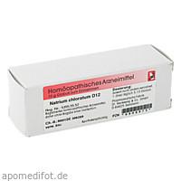 Natrium chloratum D12, 10 Gramm, Dr.Reckeweg & Co. GmbH