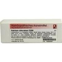Natrium chloratum D200, 10 G, Dr.Reckeweg & Co. GmbH