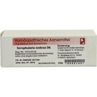 Scrophularia nodosa D6, 10 G, Dr.Reckeweg & Co. GmbH