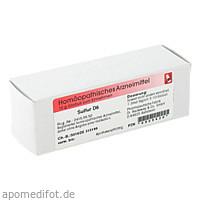Sulfur D6, 10 G, Dr.Reckeweg & Co. GmbH
